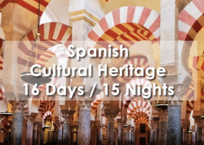 Spanish Cultural Heritage