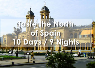Taste the North of Spain
