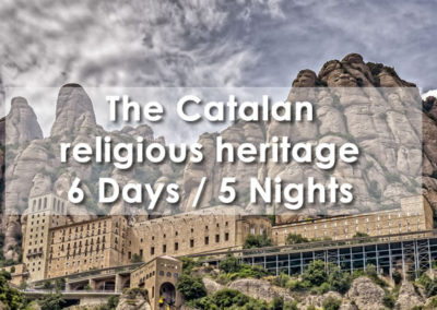 The Catalan religious heritage