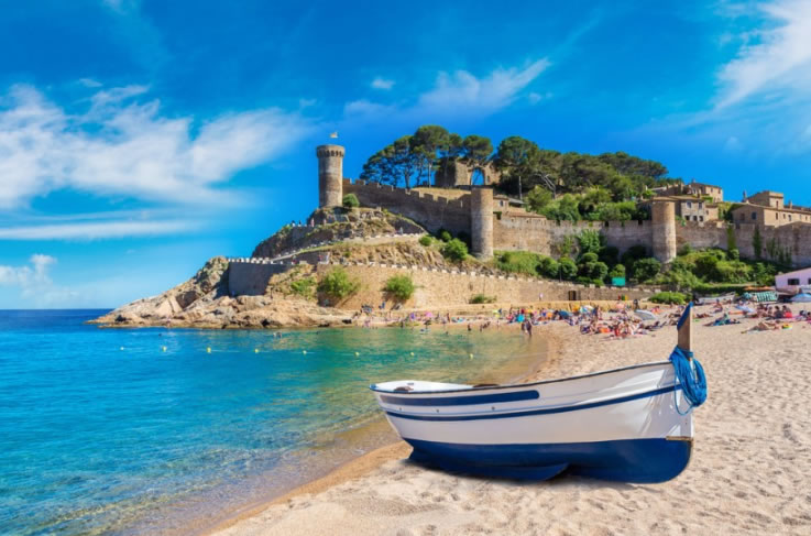 10 secret spots in Costa Brava